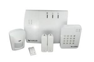 IP Alarmanlage Lupus Electronics LUPUSEC XT1 SmartHome Funk Alarmanlage Starter Pack, Zentrale, Keypad,
