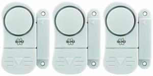 Tür Alarmanlage Elro SC07/3 Mini Tür und Fensteralarm im 3er-Pack