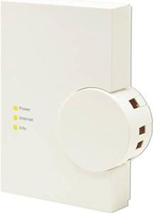 Homematic Alarmanlage HomeMatic Zentrale Haussteuerung, weiß