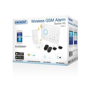 Alarmanlagen Test Eminent Wireless GSM Alarm