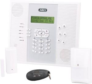 Alarmanlage Abus Funkalarmset für Einsteiger Abus FU9000 Abus Funkalarmset D
